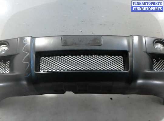 Бампер передний на Hyundai Tucson