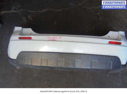 Бампер задний на Suzuki SX4
