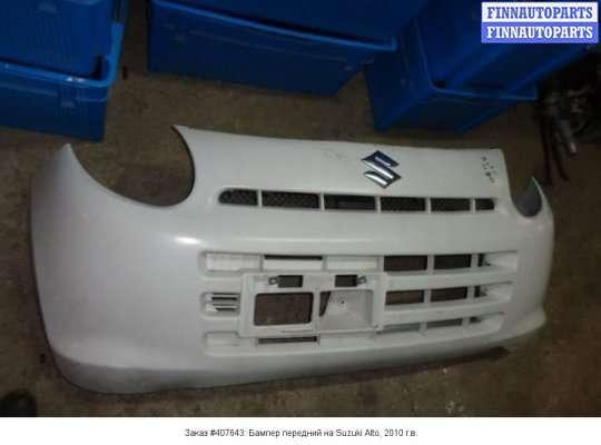 Бампер передний на Suzuki Alto VI (HA25)