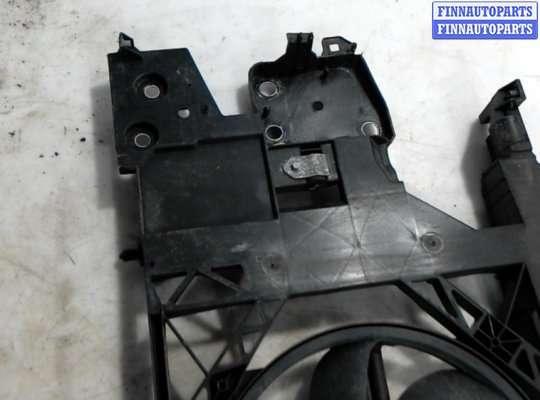 Панель передняя (телевизор) на Renault Scenic III