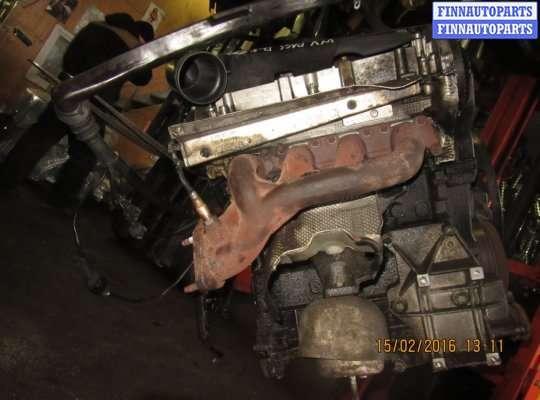Двигатель (ДВС) AGZ
