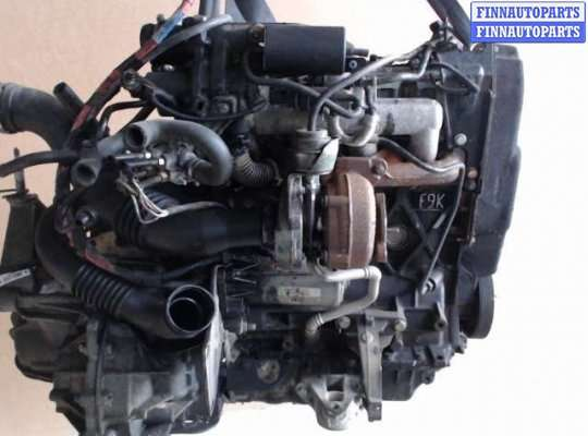 Двигатель (ДВС) F9Q 718,F9Q 754