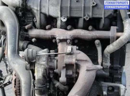 Двигатель (ДВС) RHV (DW10UTD)