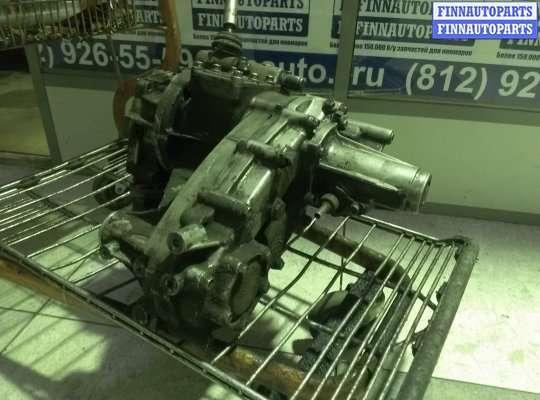 Раздаточный редуктор КПП (раздатка) на Hyundai Galloper
