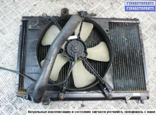 Радиатор (основной) на Toyota Starlet III P9