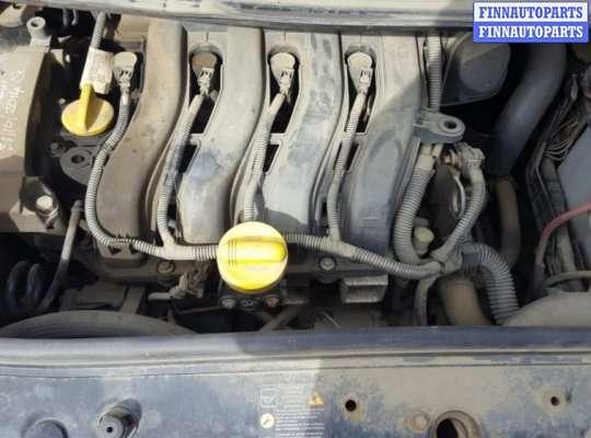 Рейлинги на Renault Scenic II