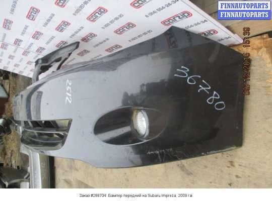 Бампер передний на Subaru Impreza III (GE, GH)