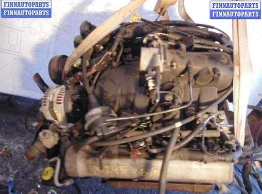 Двигатель (ДВС) EVA