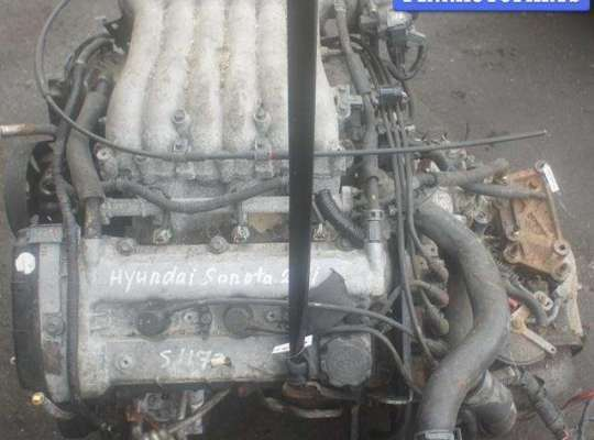 Двигатель (ДВС) G6BV-G