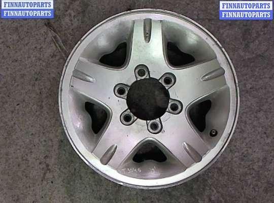 Диск колёсный на SsangYong Musso FJ