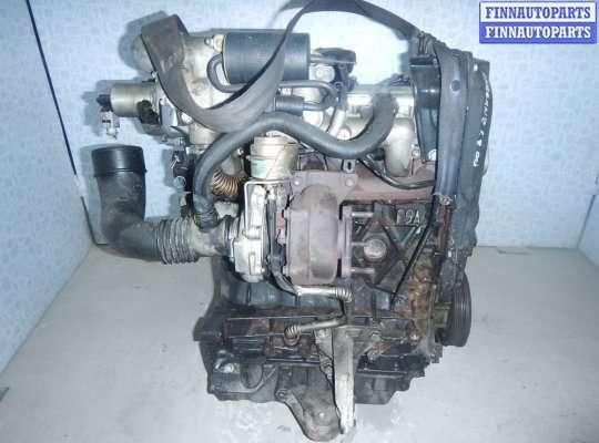Двигатель (ДВС) F9Q 754