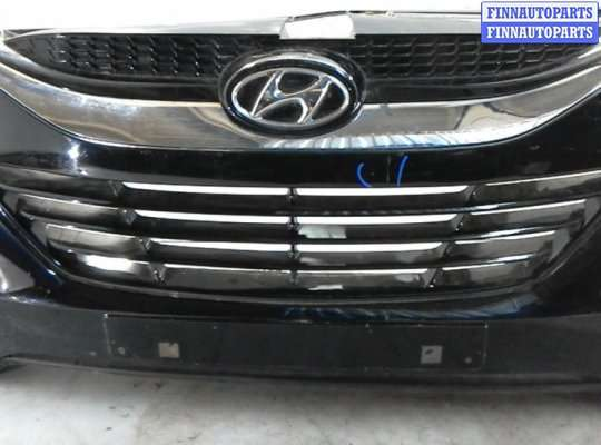 Бампер передний на Hyundai ix35 (LM)