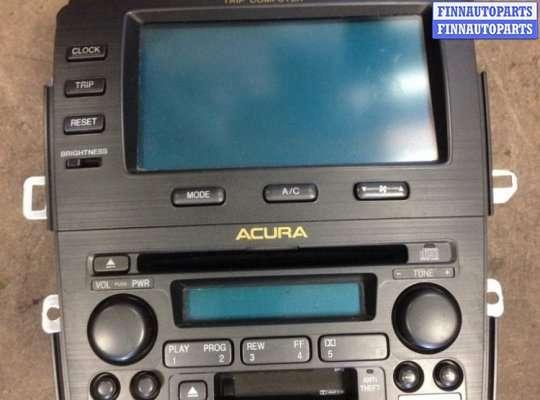 Дисплей бортового компьютера на Acura MDX I (YD1)