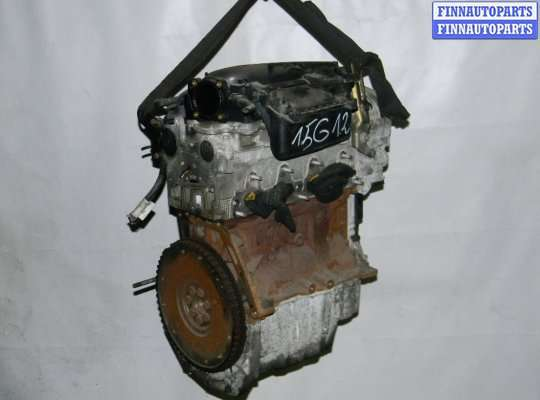 ДВС (Двигатель) на Renault Clio III