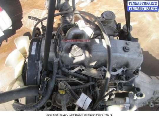 Двигатель (ДВС) 4D56 TD