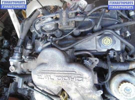 Двигатель (ДВС) EDZ