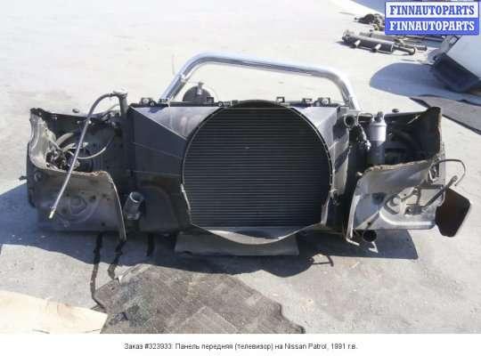 Панель передняя (телевизор) на Nissan Patrol GR I (Y60)