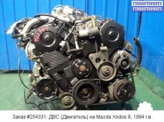 Двигатель (ДВС) KL