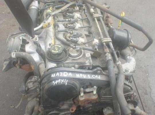 Двигатель (ДВС) RF5C