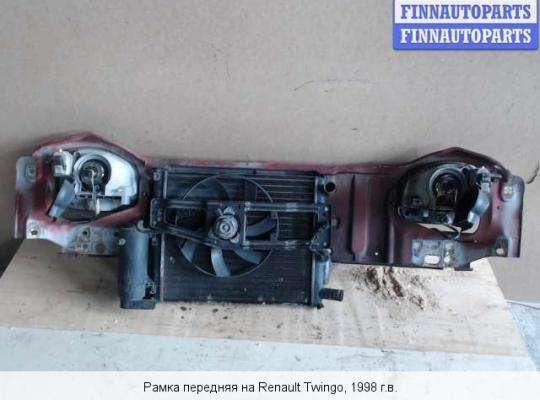 Рамка капота (верхняя планка) на Renault Twingo I (C06)