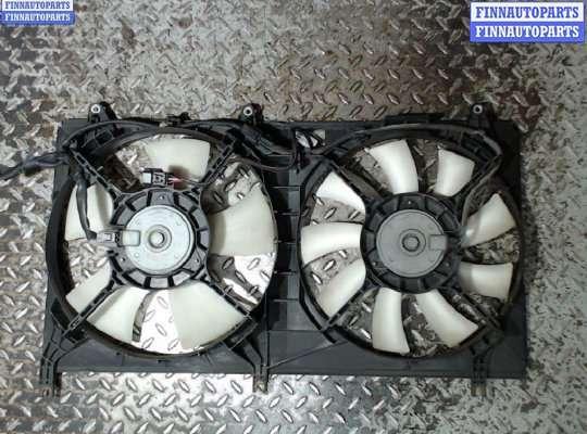 Вентилятор радиатора на Mitsubishi Galant IX