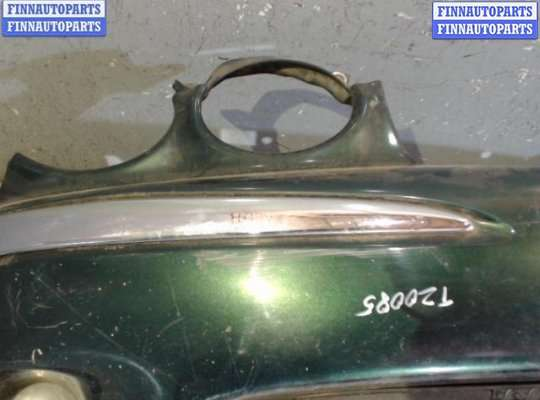 Бампер передний на Jaguar X-Type