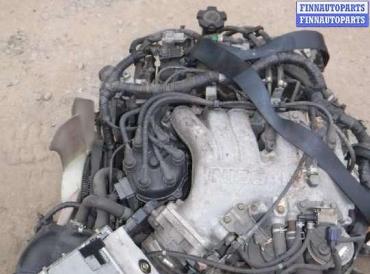 Двигатель (ДВС) VG33E