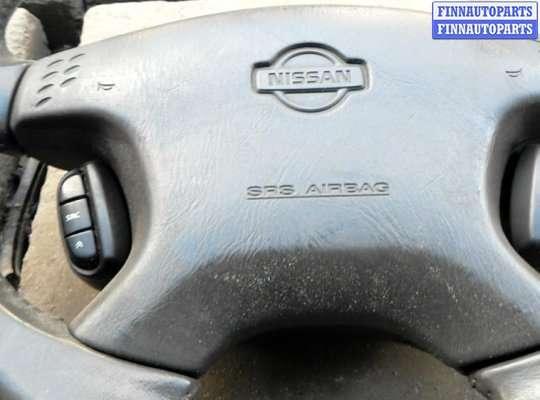 Подушка безопасности водителя (AirBag) на Nissan Maxima QX III A33