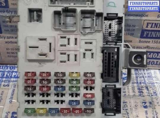 Блок предохранителей на Fiat