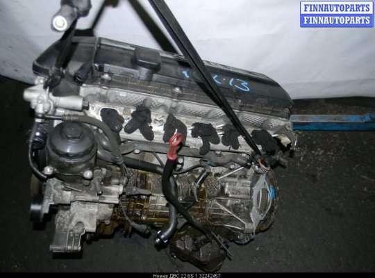 Двигатель (ДВС) M54B22