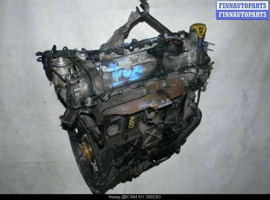 Двигатель (ДВС) EDJ