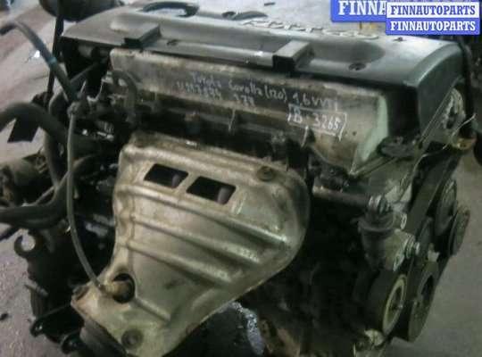 Двигатель (ДВС) 3ZZ-FE