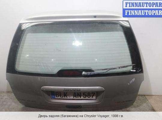 Крышка багажника на Dodge Caravan III (GS)