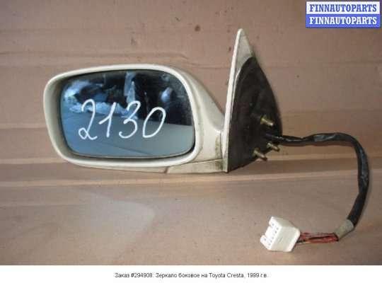 Зеркало боковое на Toyota Cresta GX 100