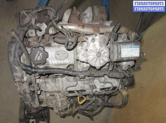 Двигатель (ДВС) 2C