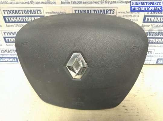 Подушка безопасности водителя (AirBag) на Renault Laguna III