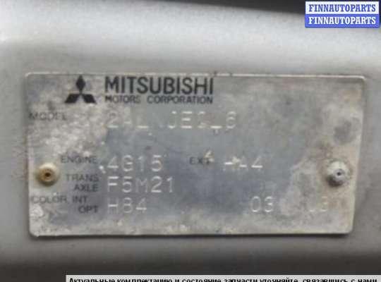 Капот на Mitsubishi Lancer IV