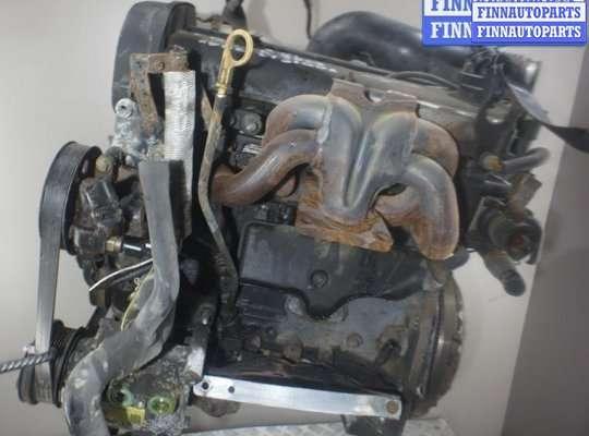 Двигатель (ДВС) EDDC,EDDB,EDDD,EDDF