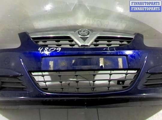 Бампер передний на Opel Corsa D
