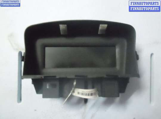Дисплей бортового компьютера на Chevrolet Cruze