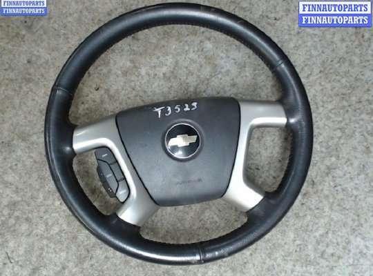 Подушка безопасности водителя (AirBag) на Chevrolet Captiva