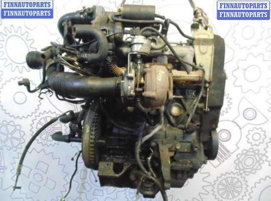 Двигатель (ДВС) F9Q 752