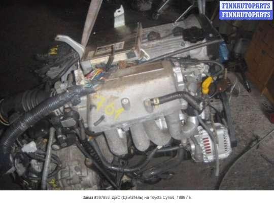 Двигатель (ДВС) 5E-FE