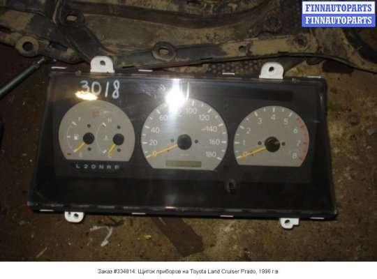 Щиток приборов на Toyota Land Cruiser Prado 90