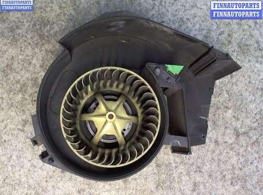 Мотор отопителя (печки) на Saab 9000