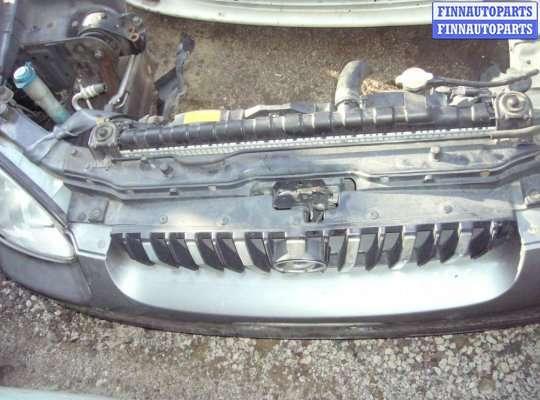 Решетка радиатора на Hyundai Sonata IV (EF)