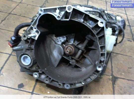 РКПП - Роботизированная коробка передач на Fiat Grande Punto