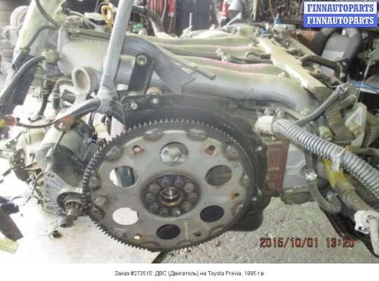 Двигатель (ДВС) 2TZ-FE