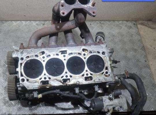 Головка блока цилиндров (ГБЦ в сборе) на Mitsubishi Carisma DA