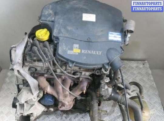 Двигатель (ДВС) E7J 626